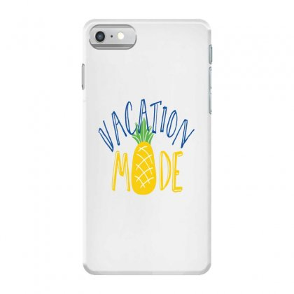 Vacation Mode Pineapple Iphone 7 Case Designed By Perfect Designers