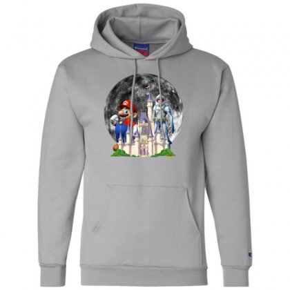 Super Hero Champion Hoodie Designed By Edvin