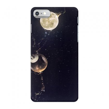 Dreamy Girl Iphone 7 Case Designed By Arial