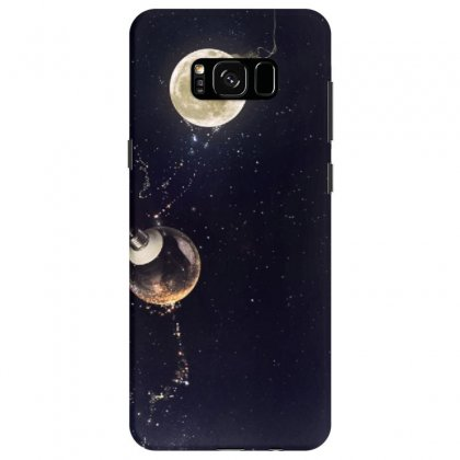 Dreamy Girl Samsung Galaxy S8 Case Designed By Arial