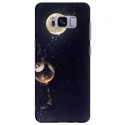 Dreamy Girl Samsung Galaxy S8 Plus Case Designed By Arial