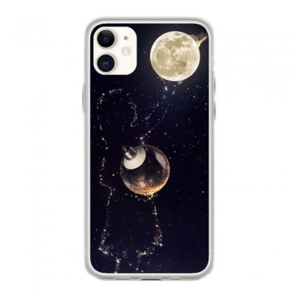 Dreamy Girl Iphone 11 Case Designed By Arial