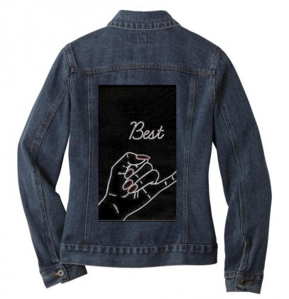 Best One Ladies Denim Jacket Designed By Arial