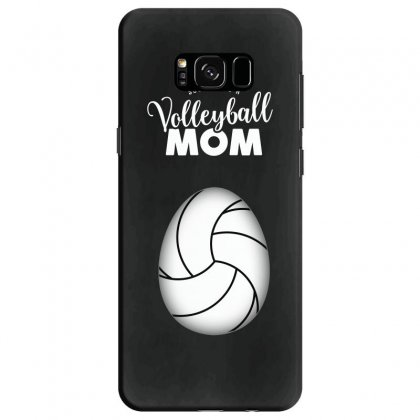 Soon To Be A Volleyball Mom Egg Samsung Galaxy S8 Case Designed By Honeysuckle