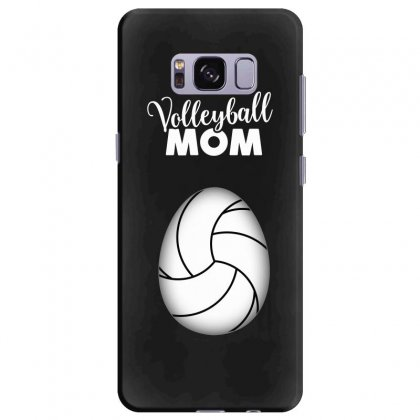 Soon To Be A Volleyball Mom Egg Samsung Galaxy S8 Plus Case Designed By Honeysuckle