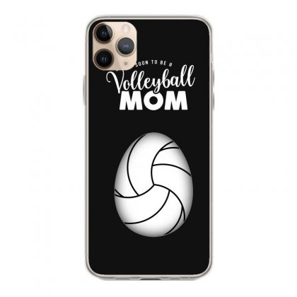 Soon To Be A Volleyball Mom Egg Iphone 11 Pro Max Case Designed By Honeysuckle