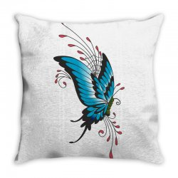 Butterfly Throw Pillow | Artistshot