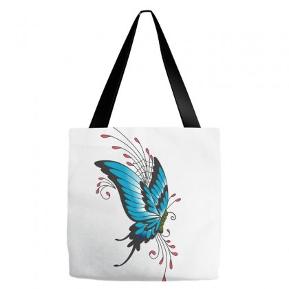 Butterfly Tote Bags Designed By Estore