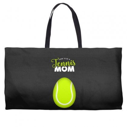 Soon To Be A Tennis Mom Egg Weekender Totes Designed By Honeysuckle