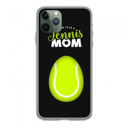 Soon To Be A Tennis Mom Egg Iphone 11 Pro Case Designed By Honeysuckle