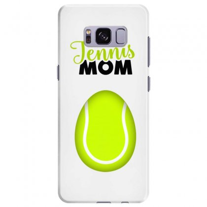 Soon To Be A Tennis Mom Egg Samsung Galaxy S8 Plus Case Designed By Honeysuckle