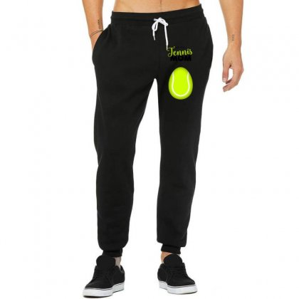 Soon To Be A Tennis Mom Egg Unisex Jogger Designed By Honeysuckle