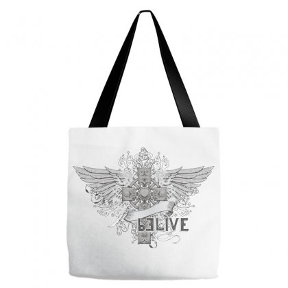 Belive Tote Bags Designed By Estore