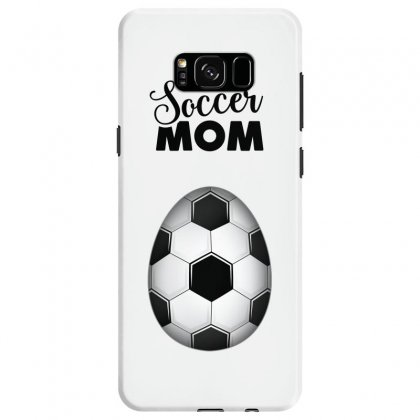 Soon To Be A Soccer Mom Samsung Galaxy S8 Case Designed By Honeysuckle