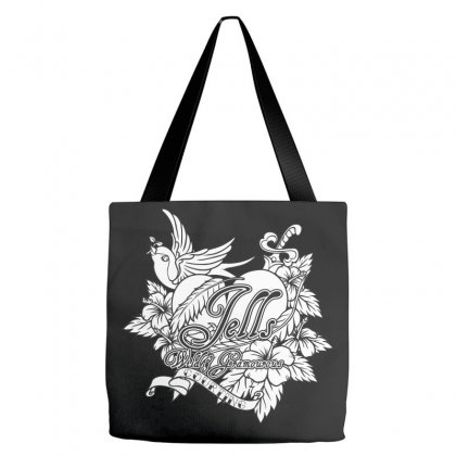 Hearth Birds Tote Bags Designed By Estore