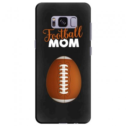 Soon To Be A Football Mom Samsung Galaxy S8 Plus Case Designed By Honeysuckle