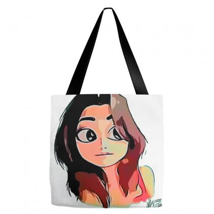 Girle Tote Bags Designed By Zaina