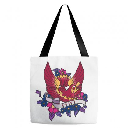 Pride, Eagle Tote Bags Designed By Estore