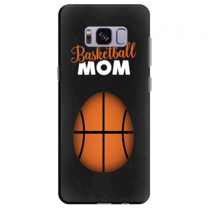 Soon To Be A Basketball Mom Samsung Galaxy S8 Plus Case Designed By Honeysuckle