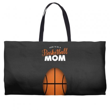 Soon To Be A Basketball Mom Weekender Totes Designed By Honeysuckle
