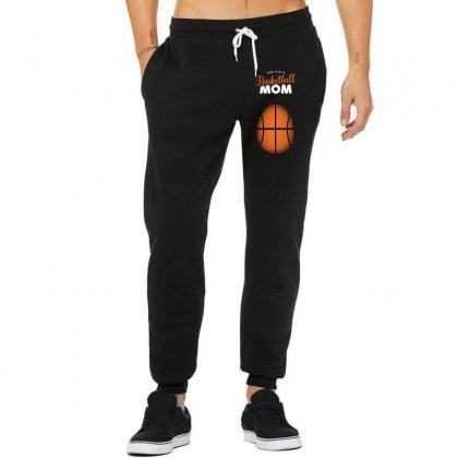 Soon To Be A Basketball Mom Unisex Jogger Designed By Honeysuckle