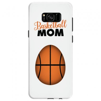 Soon To Be A Basketball Mom Samsung Galaxy S8 Case Designed By Honeysuckle