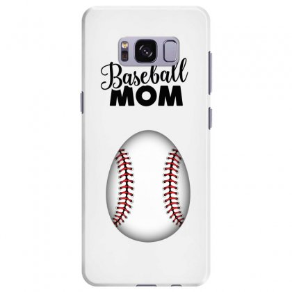 Soon To Be A Baseball Mom Samsung Galaxy S8 Plus Case Designed By Honeysuckle