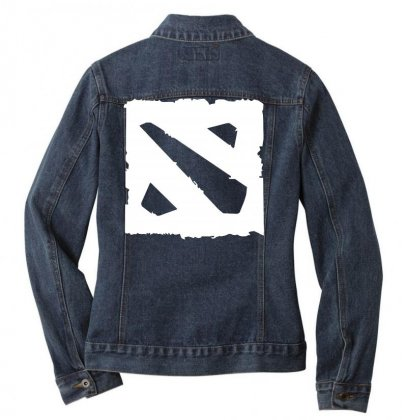 Dota D Ladies Denim Jacket Designed By Butterfly99