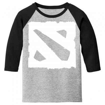 Dota D Youth 3/4 Sleeve Designed By Butterfly99
