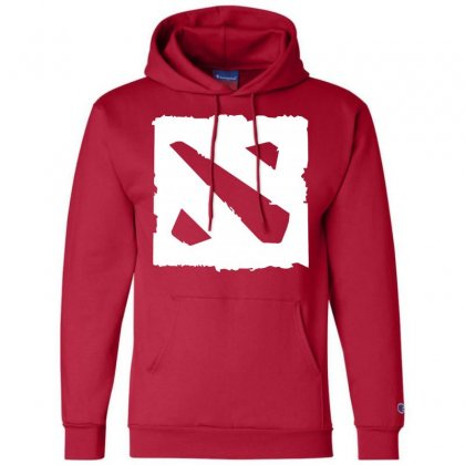 Dota D Champion Hoodie Designed By Butterfly99