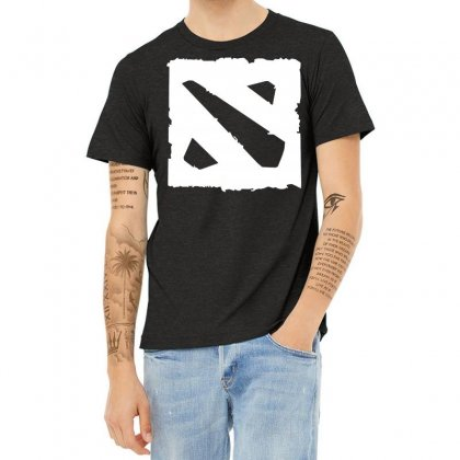 Dota D Heather T-shirt Designed By Butterfly99