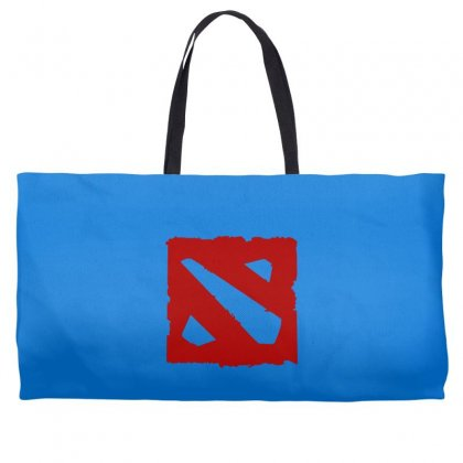 Dota Weekender Totes Designed By Butterfly99