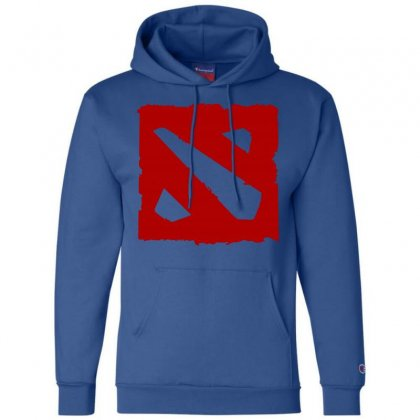 Dota Champion Hoodie Designed By Butterfly99