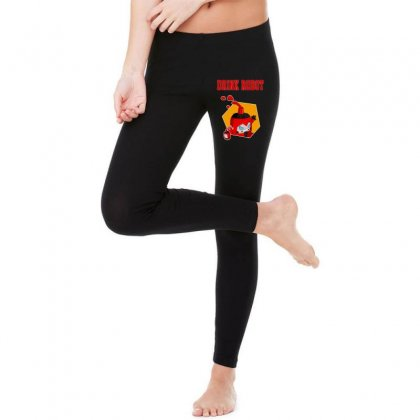 Drink Robot Legging Designed By Butterfly99