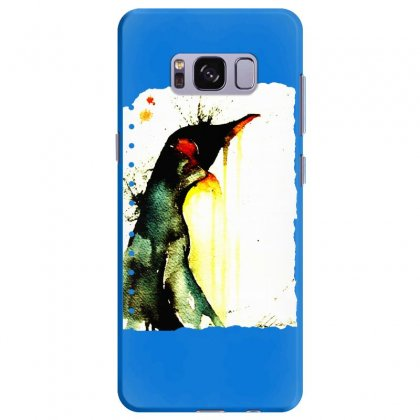 Emperor Penguin Art Samsung Galaxy S8 Plus Case Designed By Butterfly99