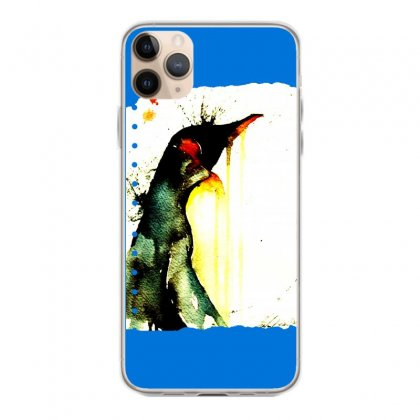 Emperor Penguin Art Iphone 11 Pro Max Case Designed By Butterfly99
