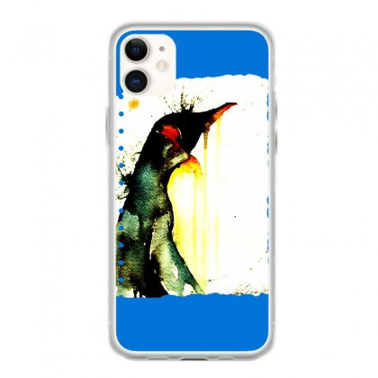 Emperor Penguin Art Iphone 11 Case Designed By Butterfly99