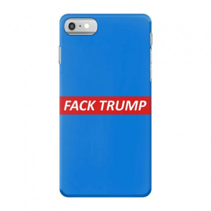 Fack Trump Iphone 7 Case Designed By Butterfly99