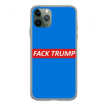 Fack Trump Iphone 11 Pro Case Designed By Butterfly99