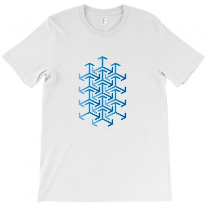 Arabesque T-shirt Designed By Hamza Elb