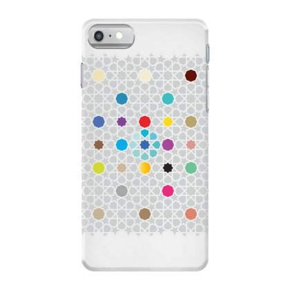 Moroccan Pattern Iphone 7 Case Designed By Hamza Elb