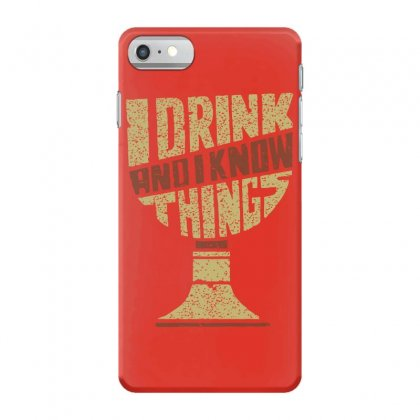 Game Of Tronnes Iphone 7 Case Designed By Butterfly99