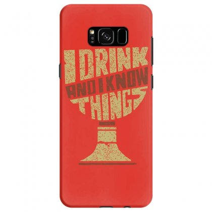 Game Of Tronnes Samsung Galaxy S8 Case Designed By Butterfly99