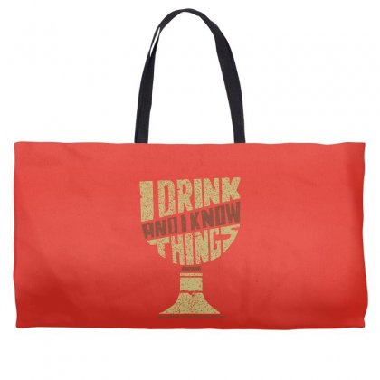 Game Of Tronnes Weekender Totes Designed By Butterfly99