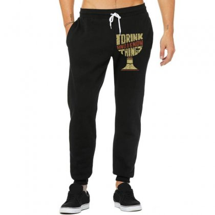 Game Of Tronnes Unisex Jogger Designed By Butterfly99