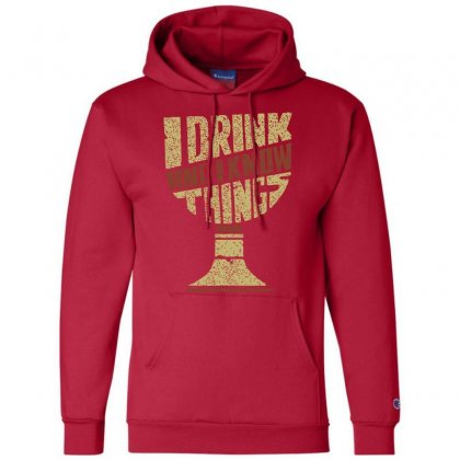 Game Of Tronnes Champion Hoodie Designed By Butterfly99