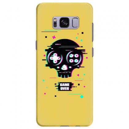 Game Over Time Samsung Galaxy S8 Plus Case Designed By Butterfly99