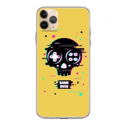 Game Over Time Iphone 11 Pro Max Case Designed By Butterfly99