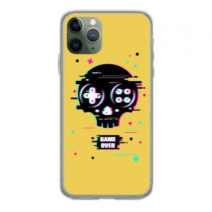 Game Over Time Iphone 11 Pro Case Designed By Butterfly99