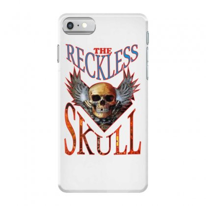 Reckless Skull Iphone 7 Case Designed By Xprime
